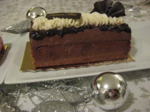 Buche de Noel - Black Forest