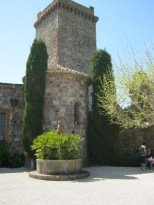courtyard tower