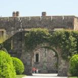 manoir entrance