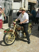 1950's French moto