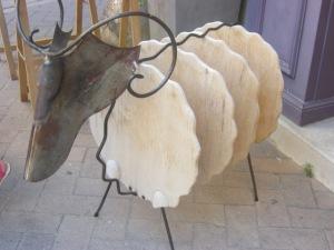 mouton artistique