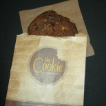 Doubletree Hotel signature cookie