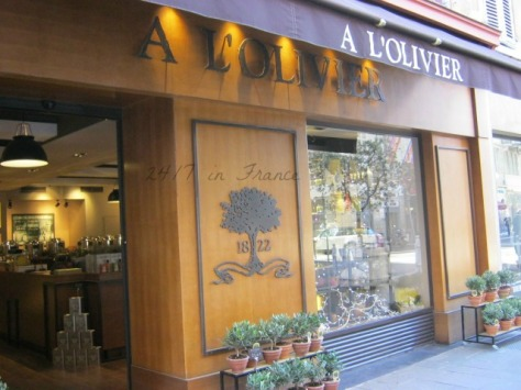olive store