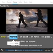 fluentU screenshot
