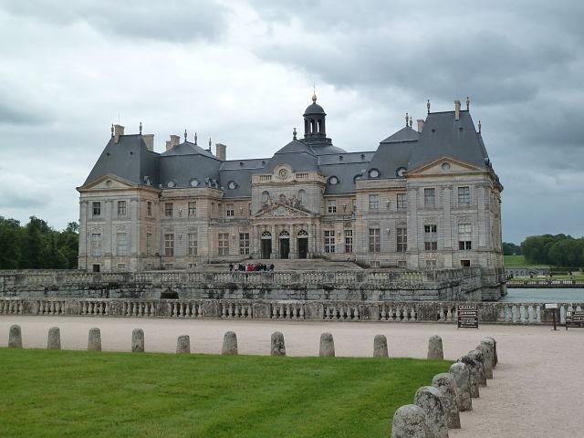Vaux le vicomte part 1 of 3 le chateau visite aux chandelles 24 7 in france - Visite vaux le vicomte ...