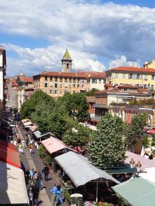 Cours Saleya market, Nice France