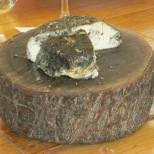 Thyme-smoked cheese