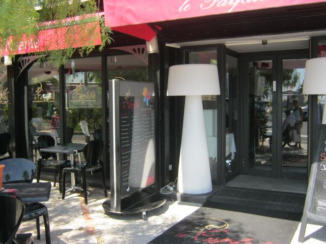 Restaurant Plaisance A St Laurent Du Var