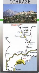 Coaraze map