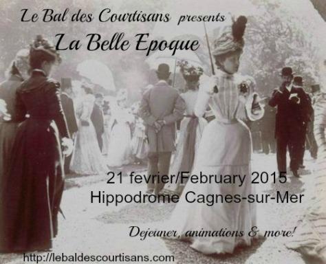 poster La Belle Epoque CSM