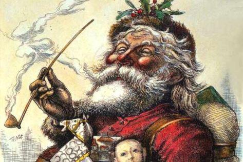 Santa Nast 1881