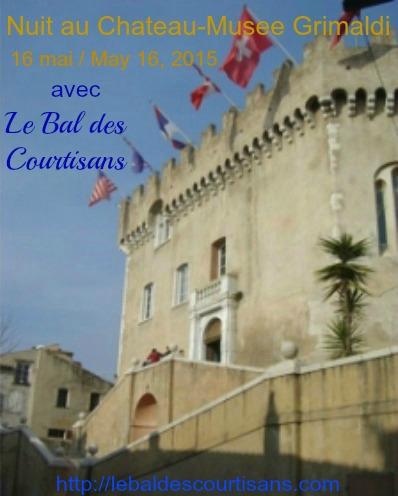 chateau grimaldi poster
