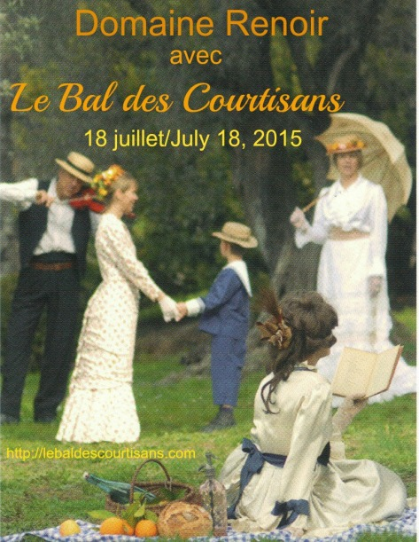 Domaine Renoir poster