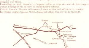 chateau map