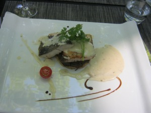 Fish main dish